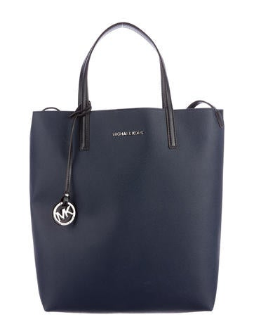 Michael by Michael Kors Leather Tote None