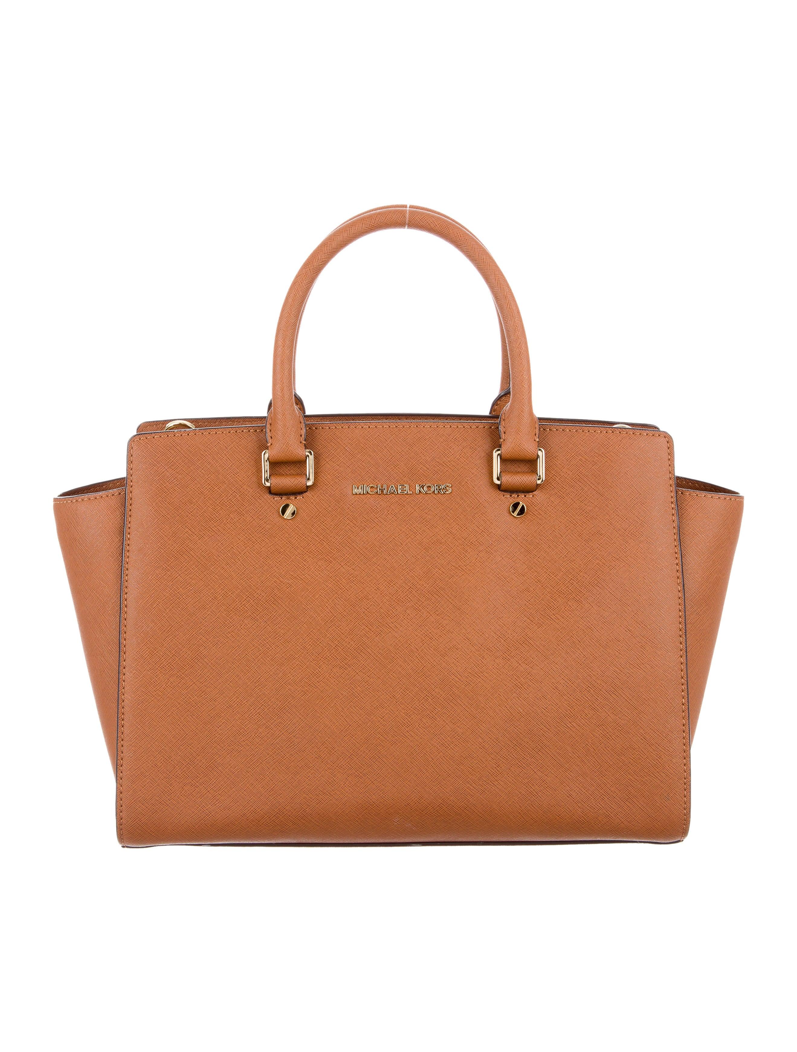 50c970b833e8 Michael Kors Saffiano Handbags | Stanford Center for Opportunity ...