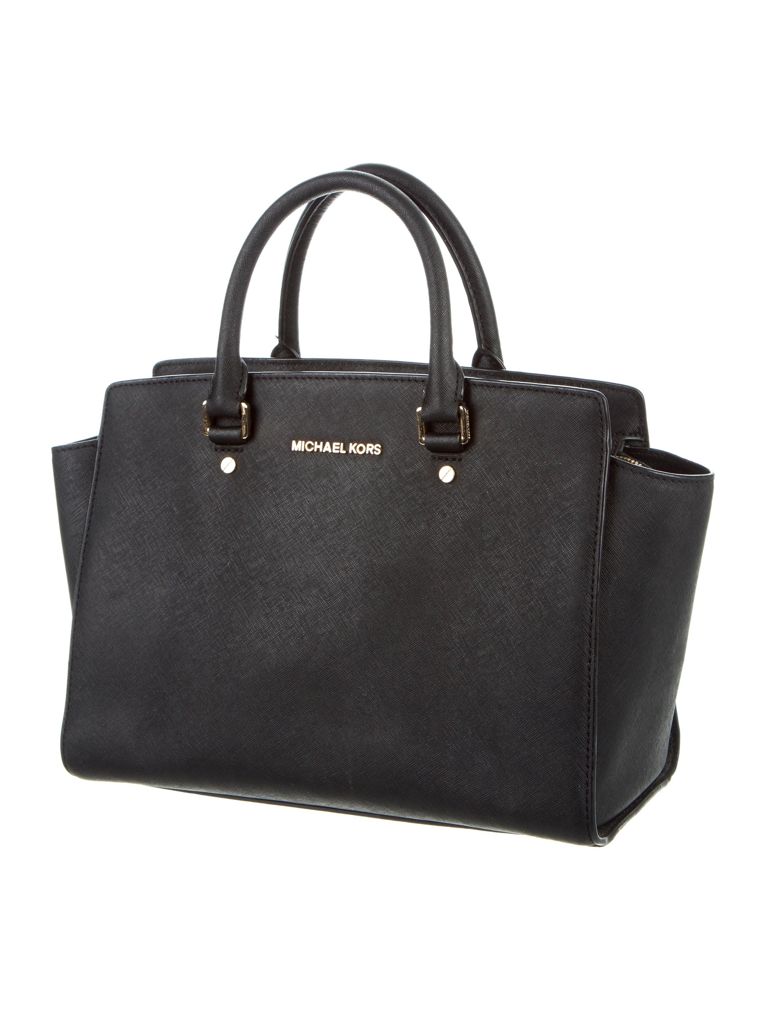michael michael kors medium selma satchel handbags. Black Bedroom Furniture Sets. Home Design Ideas