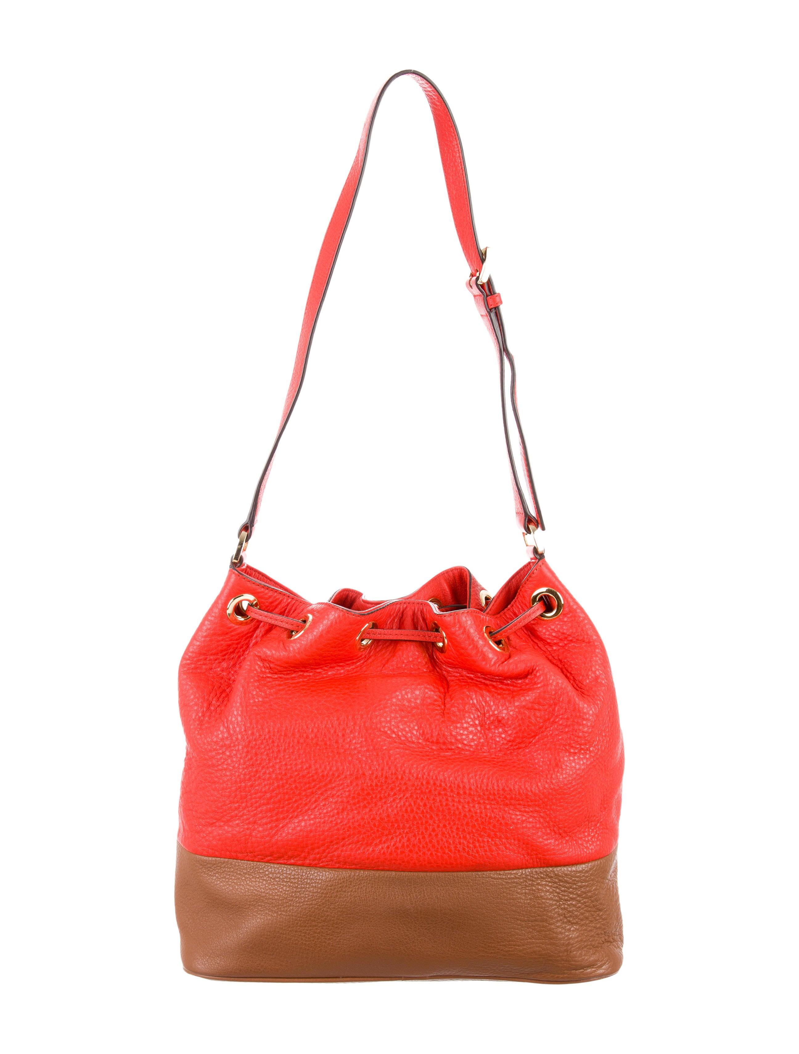 Michael Michael Kors Jules Large Drawstring Bag Handbags