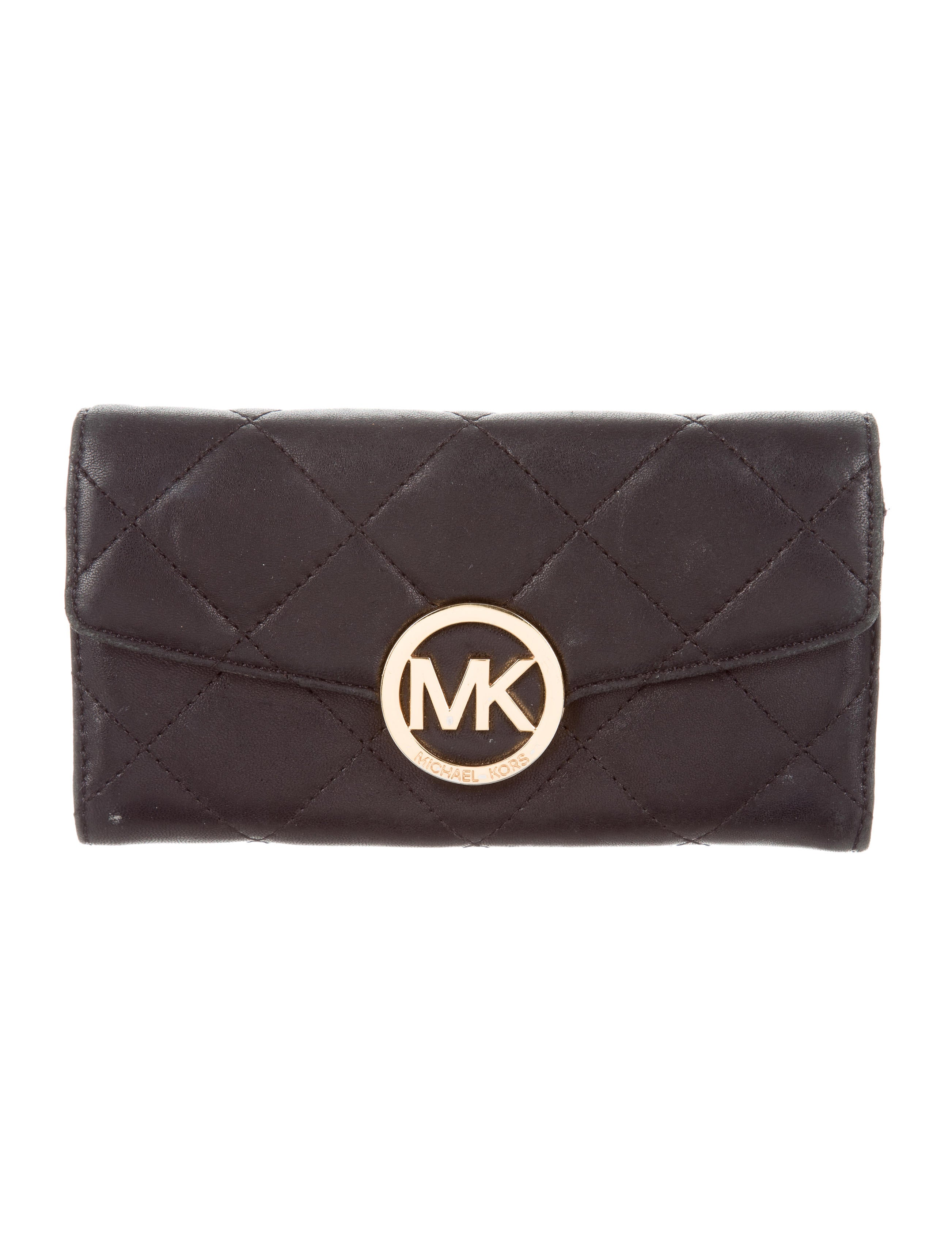 58b0830404df Small Logo And Leather Wallet Michael Kors | Stanford Center for ...