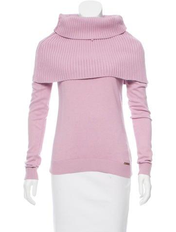 Michael Michael Kors Textured Lightweight Sweater None
