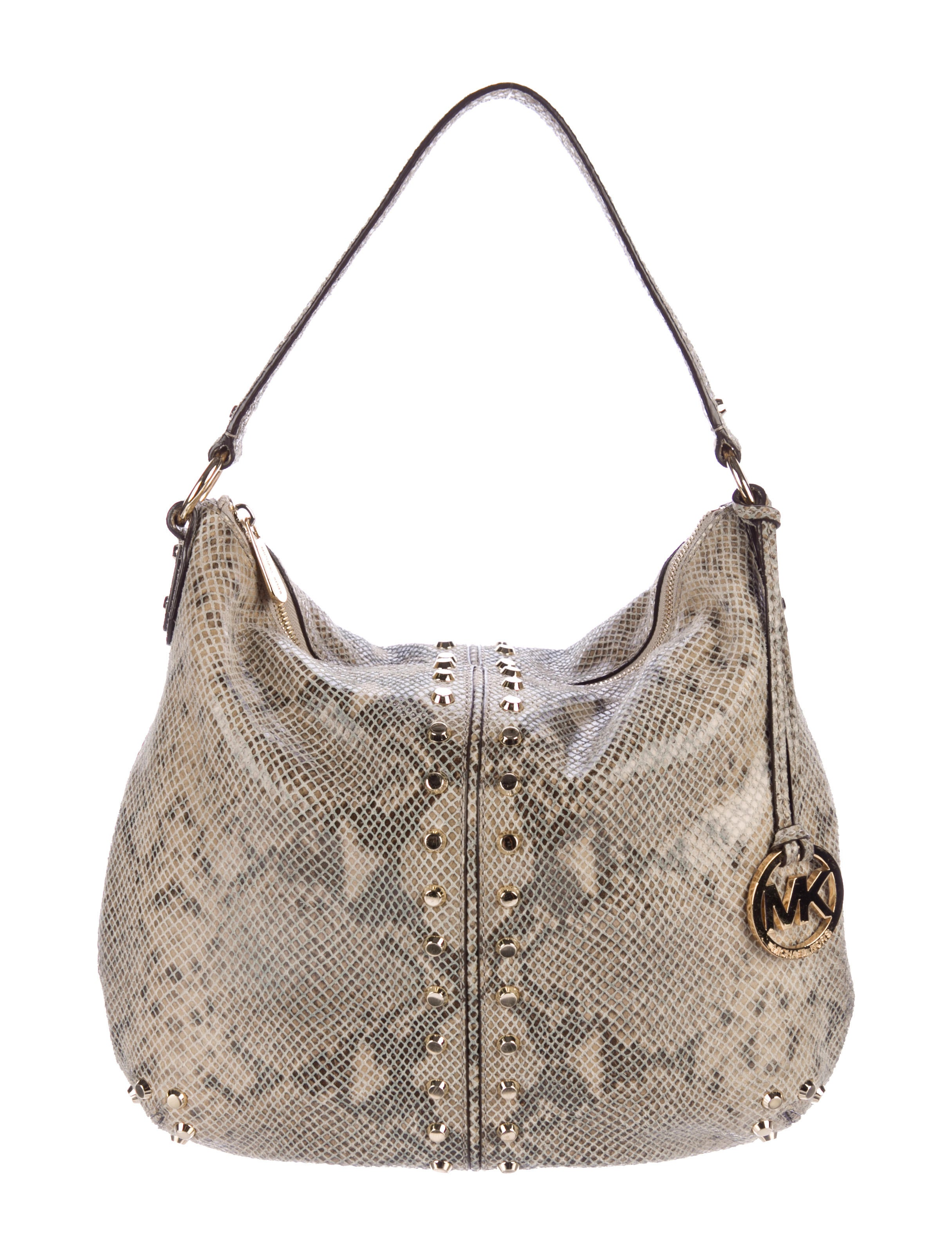 405ae251d093 Michael Michael Kors Uptown Astor Satchel Bag - Handbags - WM523693 ...