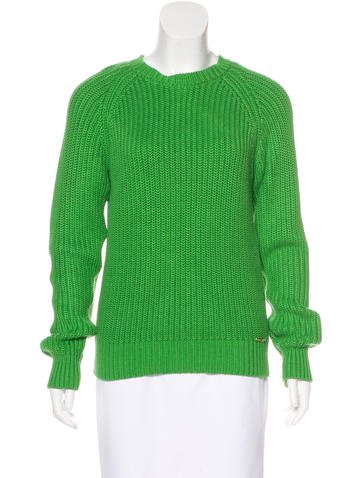 Michael Michael Kors Rin Knit Crew Neck Sweater None