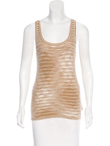 Michael Michael Kors Sleeveless Knit Top w/ Tags None