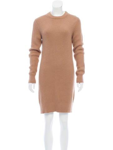 Michael Michael Kors Long Sleeve Sweater Dress None