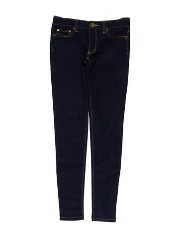 Michael Michael Kors Low-Rise Skinny Jeans w/ Tags None