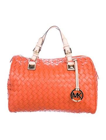 Michael Michael Kors Large Grayson Bag None