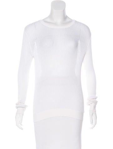 Michael Michael Kors Knit Long Sleeve Top None