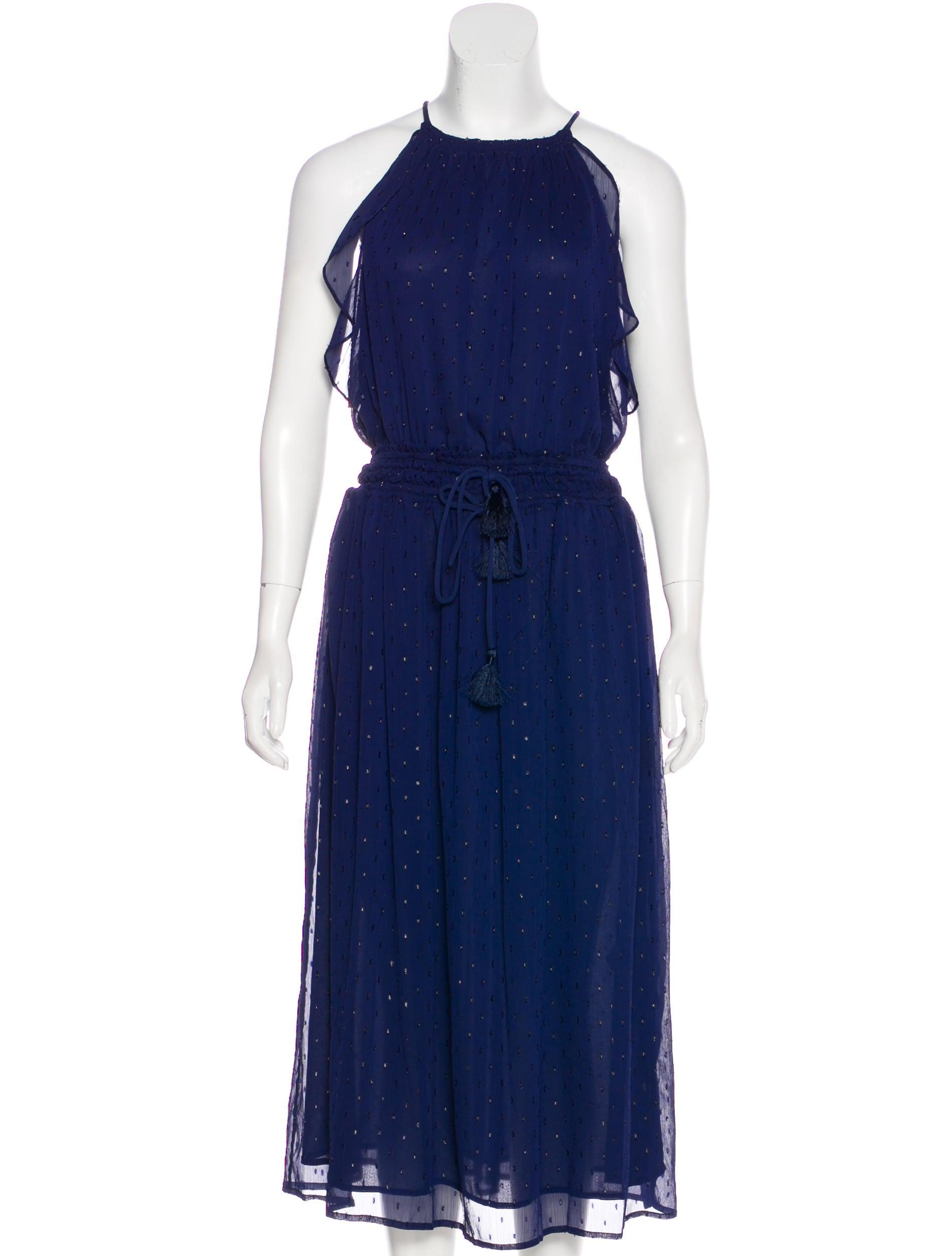 Michael Michael Kors Devoré Evening Dress - Dresses - WM526172 | The ...