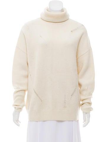 Michael Michael Kors Wool Oversize Sweater None