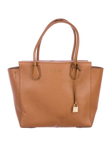Michael Michael Kors Pebbled Leather Tote None