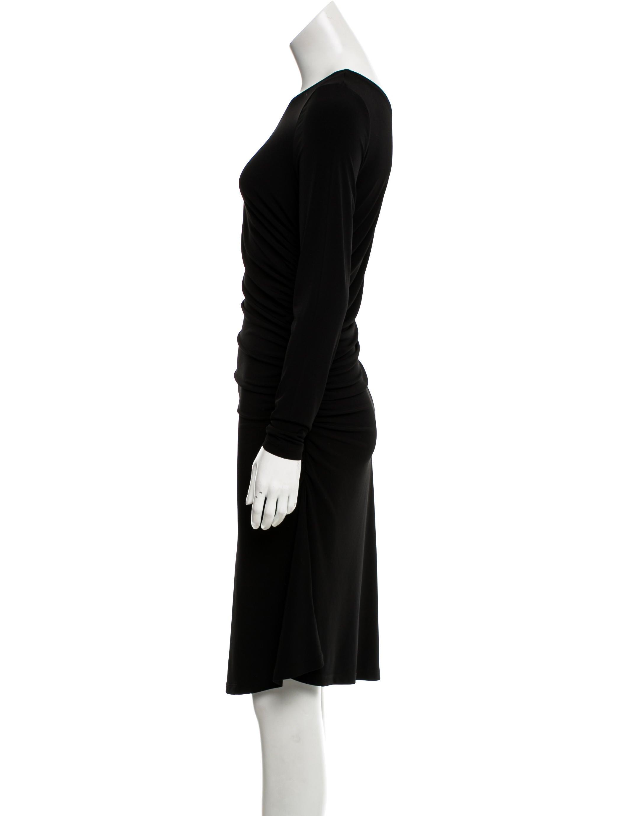 Michael Michael Kors One Shoulder Evening Dress - Dresses - WM529600 ...