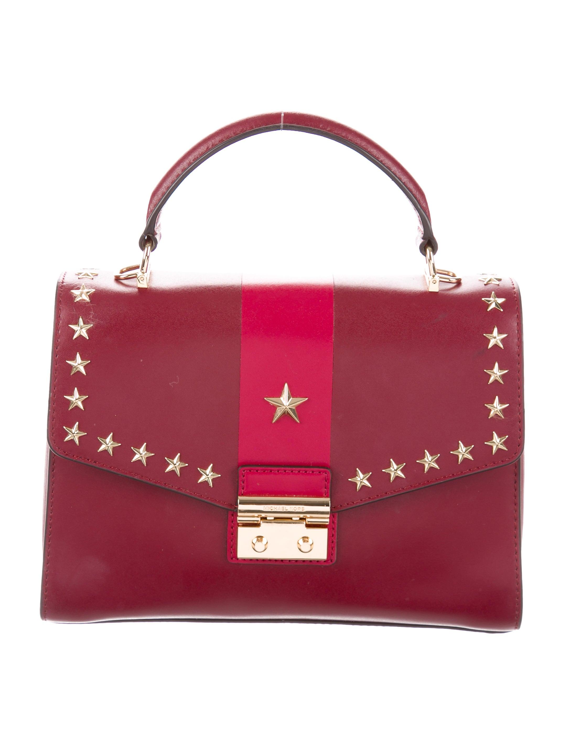 Michael Michael Kors Studded Handbag Handbags WM530576