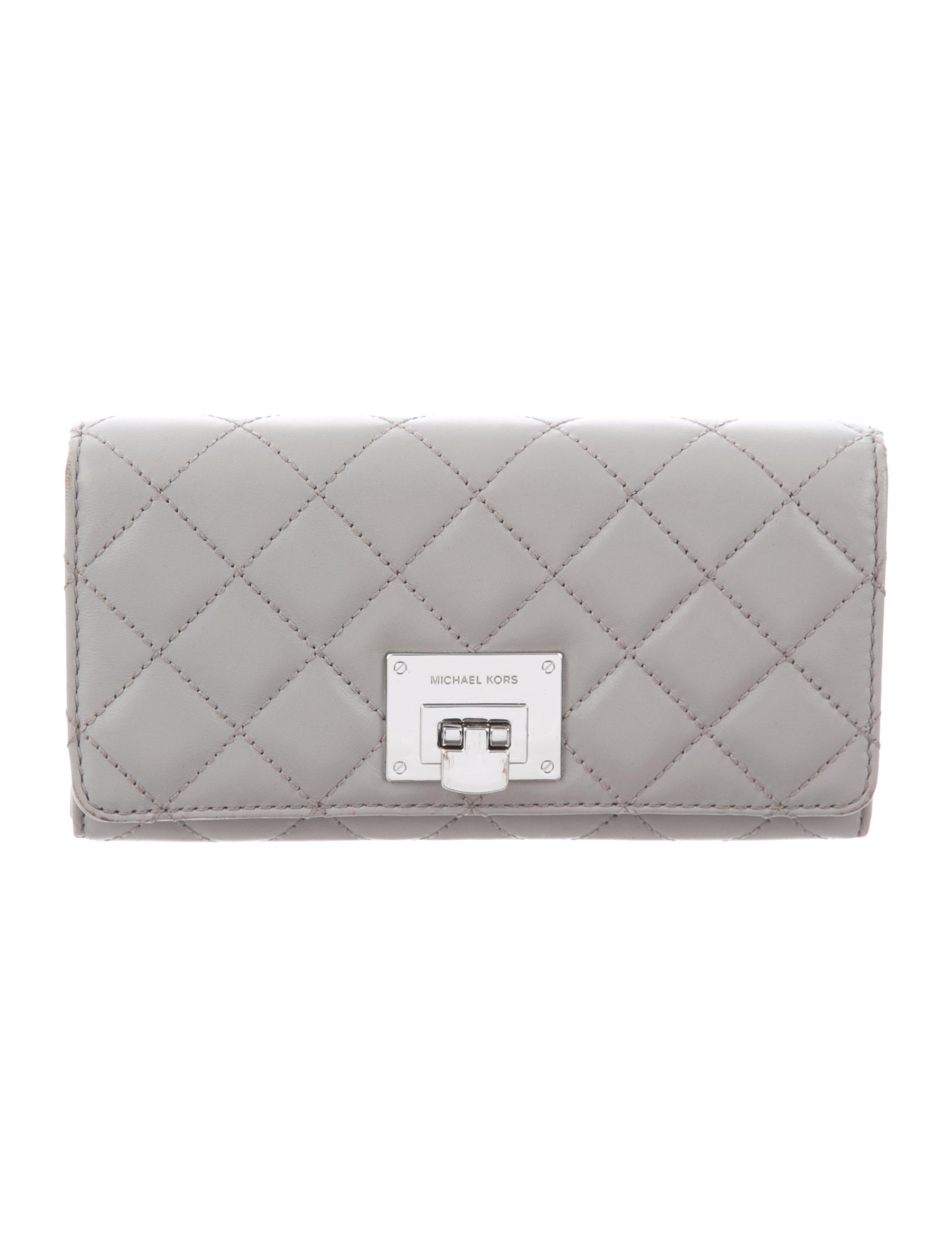 cc51f1de2fc8d Michael Michael Kors Astrid Leather Wallet - Accessories - WM531304 ...