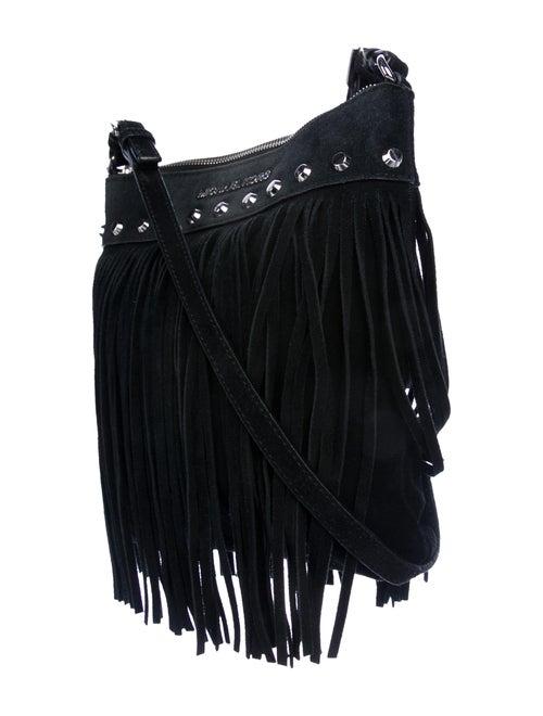 151ddc74e3 Michael Michael Kors Billy Fringe Crossbody Bag - Handbags ...