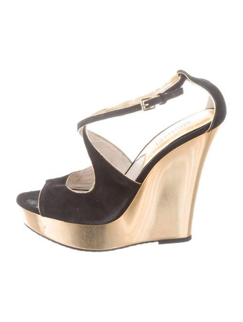 0cf86d297ae4 Michael Michael Kors Gideon Wedge Pumps - Shoes - WM537674