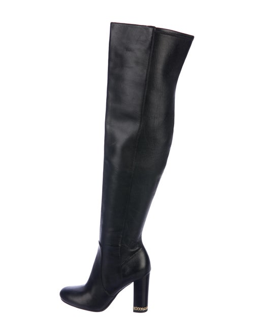 c0dda5a6d0aa Michael Michael Kors Leather Over-The-Knee Boots - Shoes - WM537837 ...