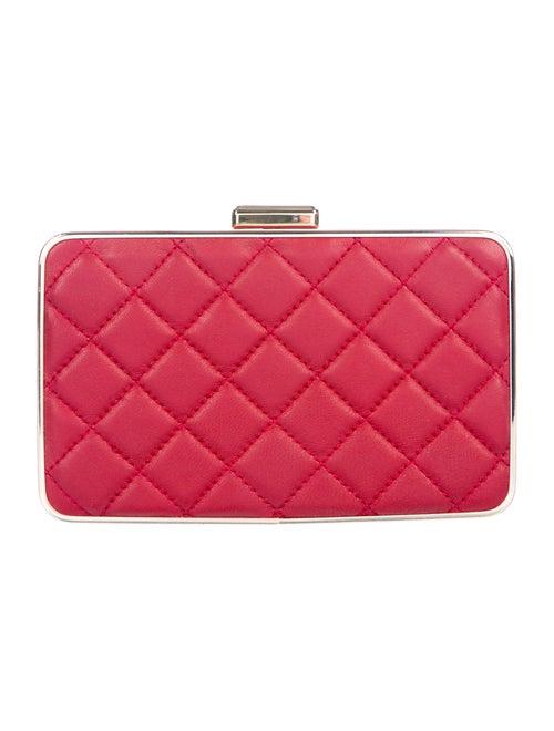 a18a323e3222 Michael Michael Kors Quilted Elsie Box Clutch - Handbags - WM538270 ...