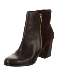 Leather Ankle Boots image 2