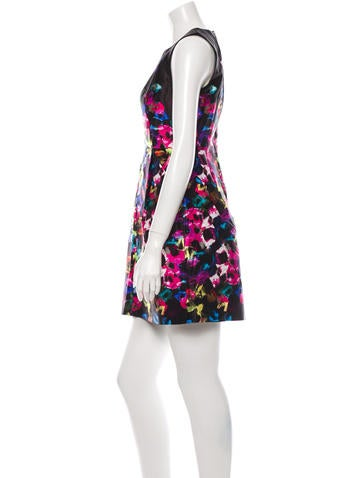 Neon Dress w/ Tags