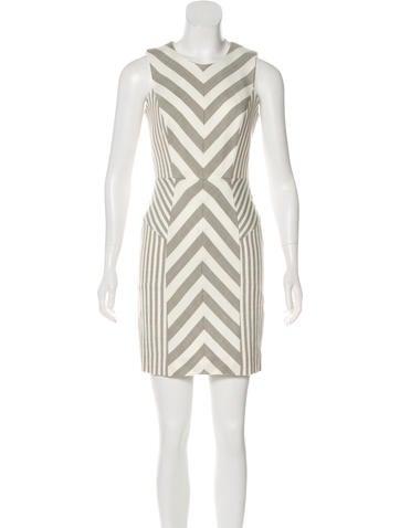 Sleeveless Mini Dress w/ Tags