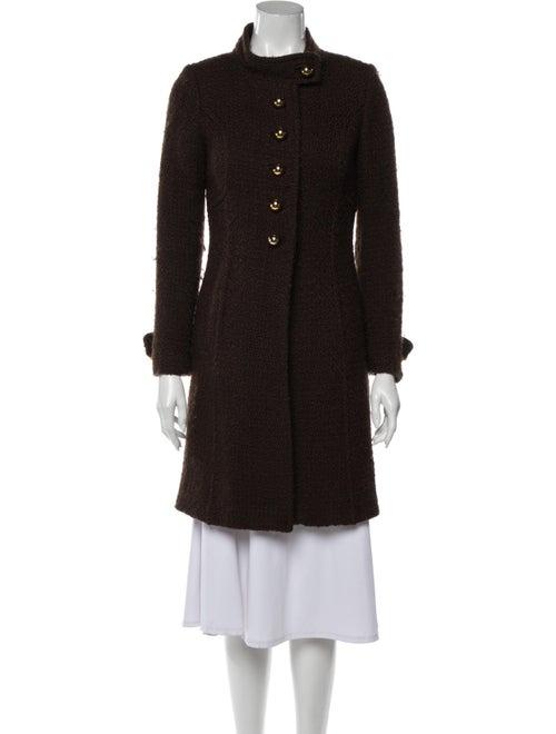 Milly Wool Coat Wool