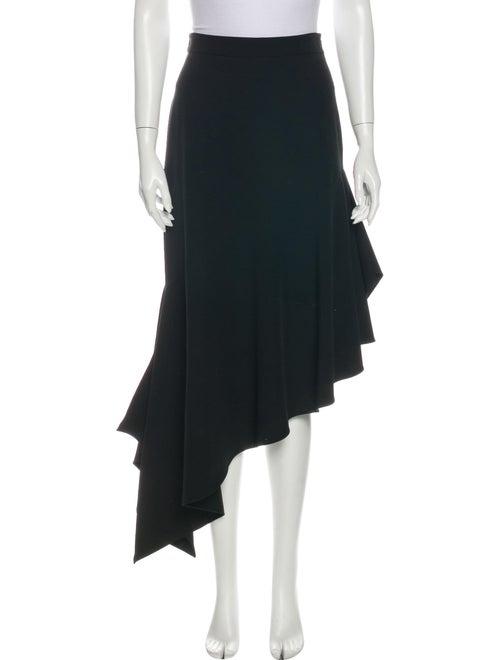 Milly Midi Length Skirt Black