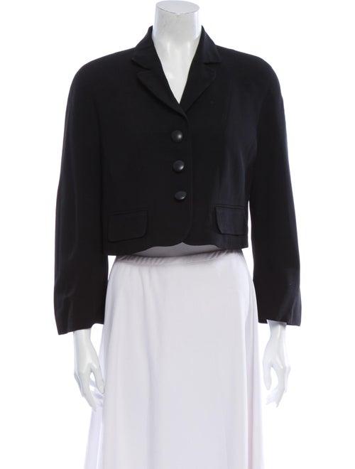 Moschino Couture Blazer Black