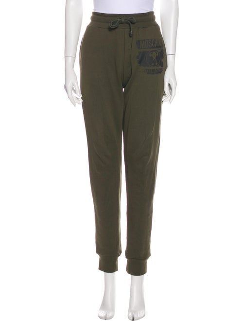 Moschino Couture Sweatpants Green