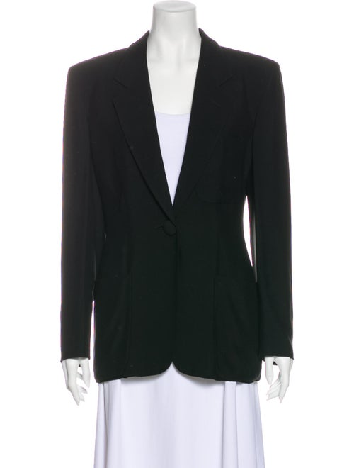 Moschino Couture Blazer Black
