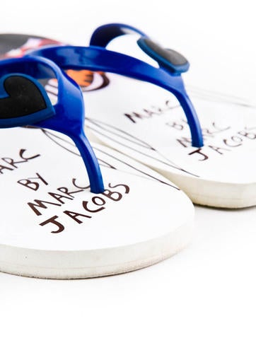 Marc By Marc Jacobs Flip Flops