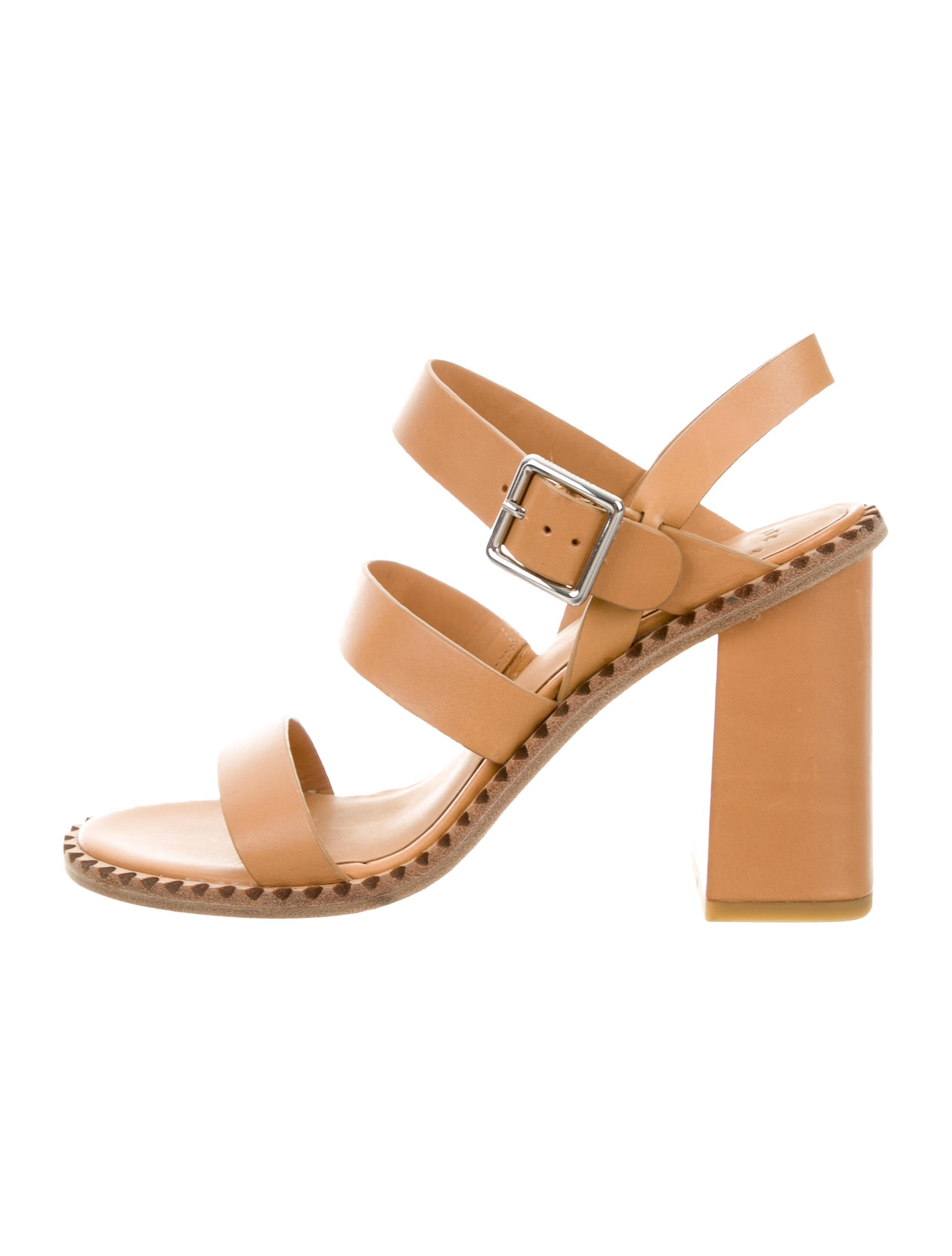 Marc by Marc Jacobs Leather Multistrap Sandals cheap low shipping fee cheap best sale clearance footlocker buy cheap real qcn0Zagp