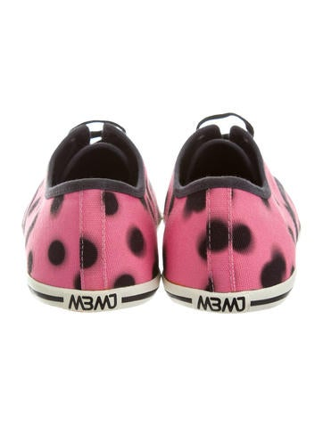 Polka Dot Low-Top Sneakers w/ Tags