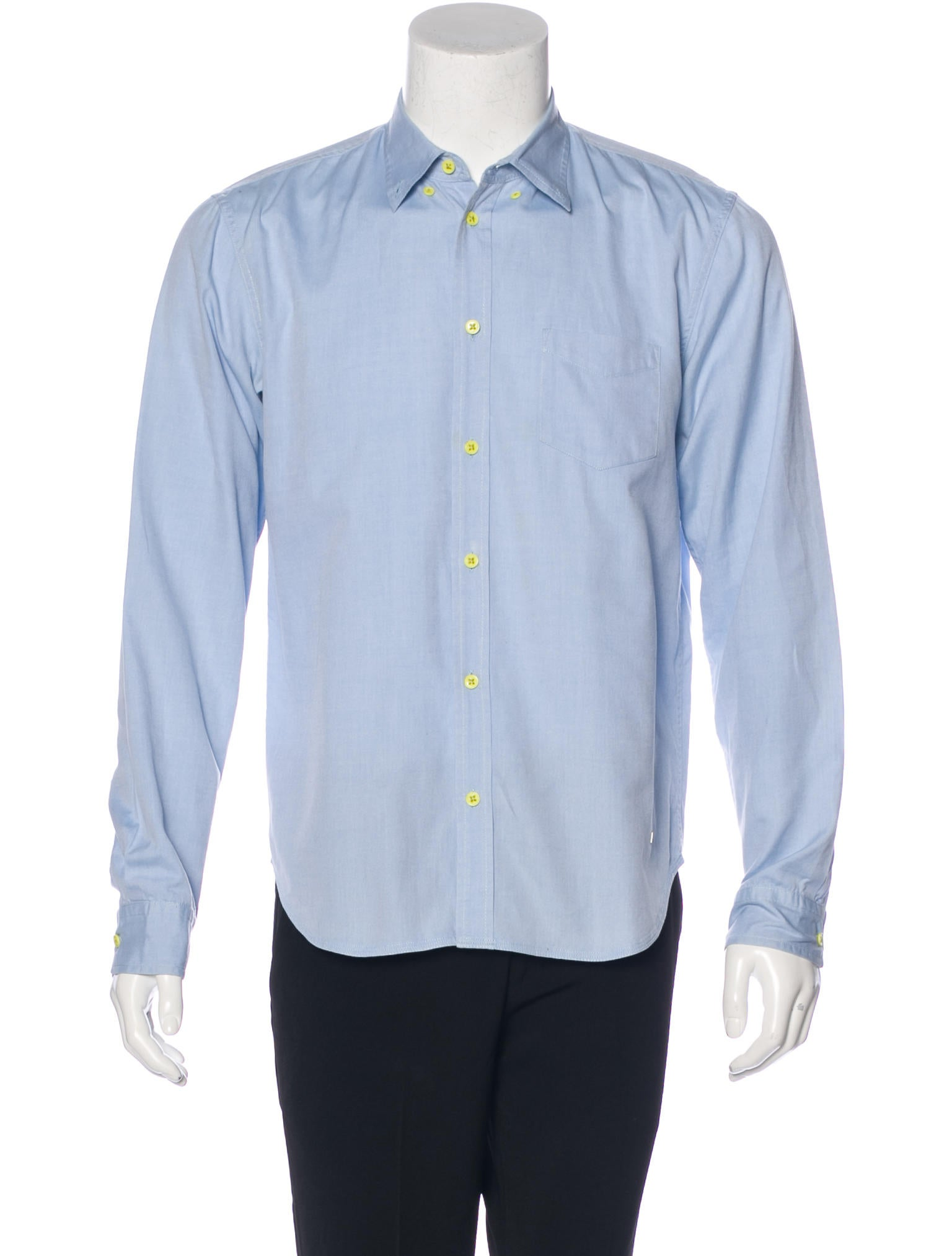marc by marc jacobs oxford button up shirt clothing