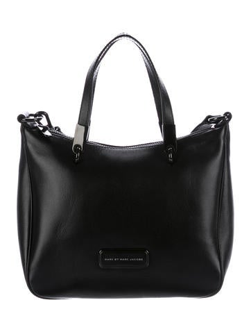 Marc by Marc Jacobs Leather Satchel None
