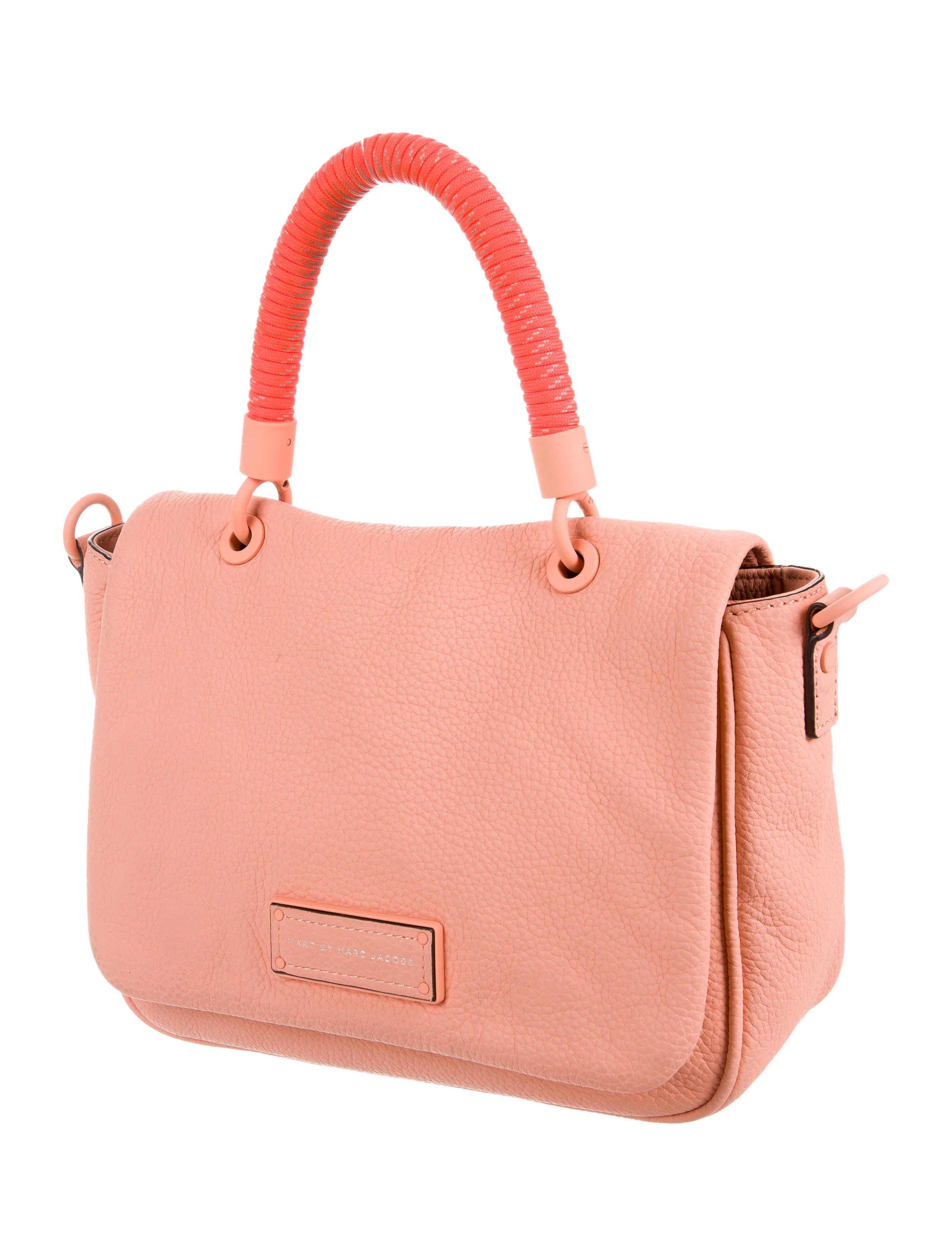 marc by marc jacobs grained leather satchel handbags. Black Bedroom Furniture Sets. Home Design Ideas