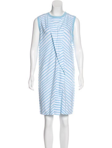 Marc by Marc Jacobs Striped Mini Dress w/ Tags None
