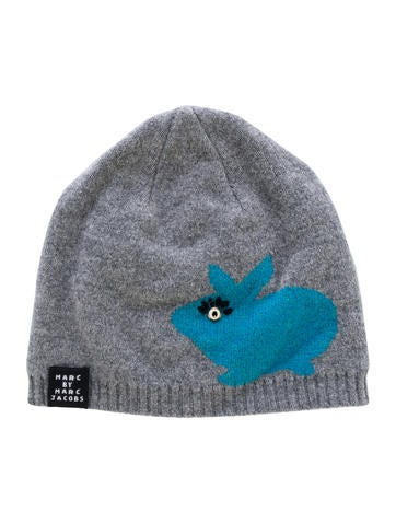 Marc by Marc Jacobs Wool Embellished Beanie None