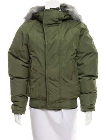 Marc by Marc Jacobs Hooded Down Jacket w/ Tags None
