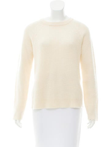 Marc by Marc Jacobs Alpaca Crew Neck Sweater None