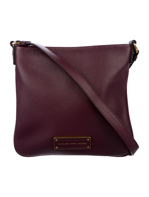 c7d21b82afc2a Marc by Marc Jacobs Sia Leather Crossbody Bag - Handbags - WMA23376 ...