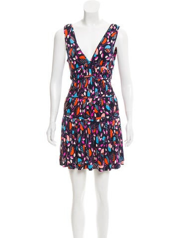 Marc by Marc Jacobs Sleeveless Knit Dress None