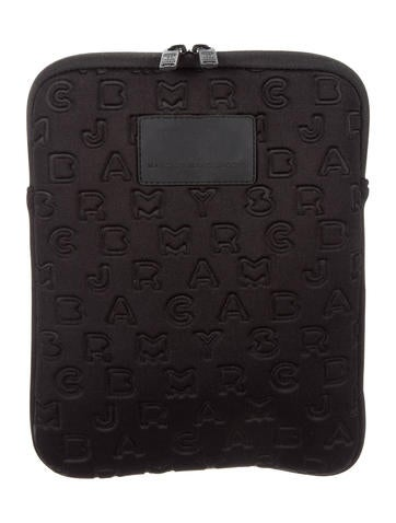 Marc by Marc Jacobs Logo iPad Case None