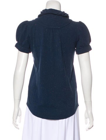 Donegal Short Sleeve Top