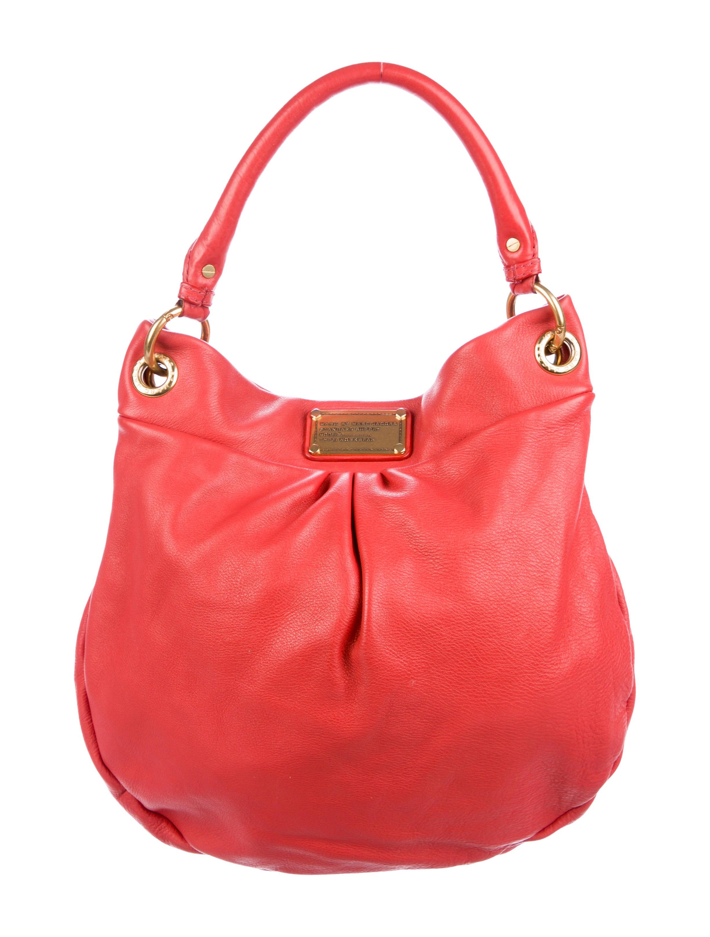 a2d507130aac Marc by Marc Jacobs Classic Q Hillier Hobo - Handbags - WMA27099 ...