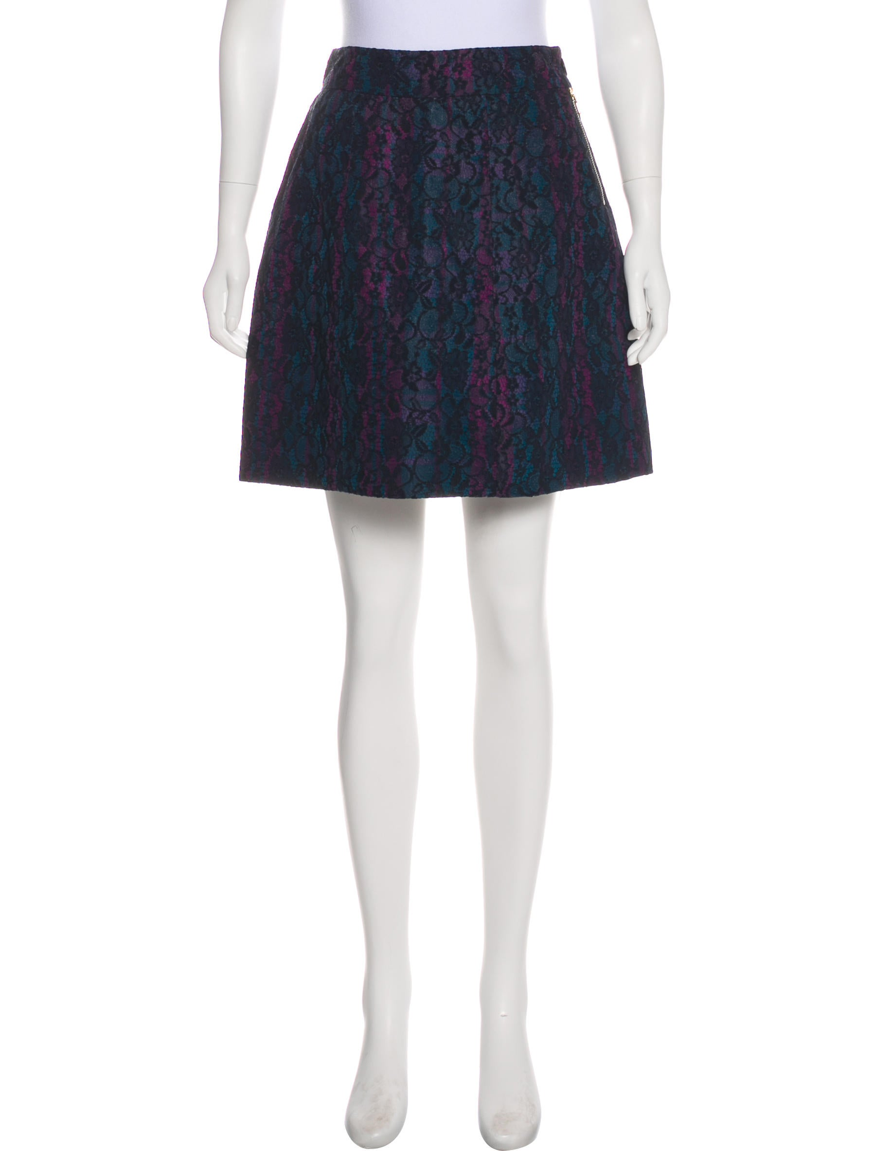 5a55c47b5 Marc by Marc Jacobs Lace Mini Skirt - Clothing - WMA29294 | The RealReal