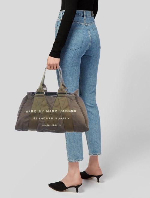 4cd6c3858f952 Marc by Marc Jacobs Small Cargo Nylon Tote - Handbags - WMA33667 ...