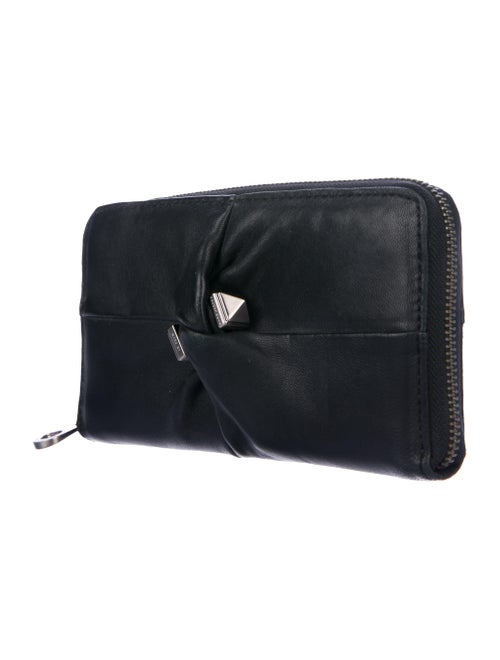 Marc by Marc Jacobs Leather Continental Wallet
