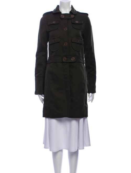 Marc by Marc Jacobs Coat Green